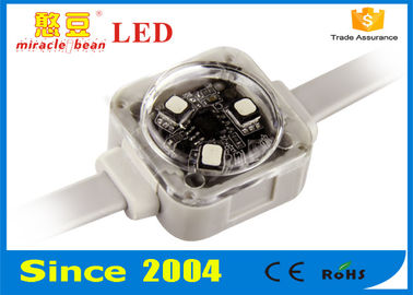 25mm Miracle Bean Brand RGB LED Pixel Full Color DC12V 0.75W XH6897 IC